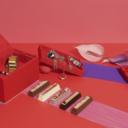 KitKat and The Daily Edited collaborate on a sweet new collection