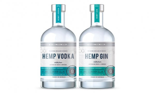 In high spirits – Natural Distilling Co launches with hemp gin and vodka