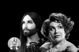 Conchita Wurst & Trevor Ashley in Concert featuring Kate Miller-Heidke