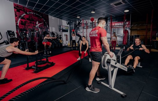Snap Fitness Fiit35 Workout