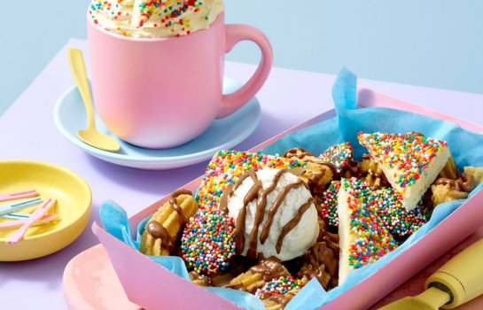 Take a walk down memory lane with San Churro's new Throwback menu featuring all your childhood faves
