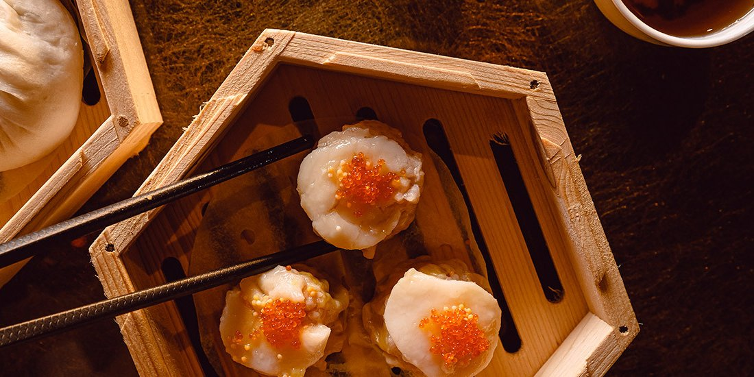 Chopsticks at the ready – chow down on yum cha bites at contemporary Chinese eatery Brisbane Phoenix