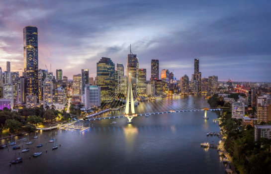 Designs revealed for forthcoming Kangaroo Point green bridge
