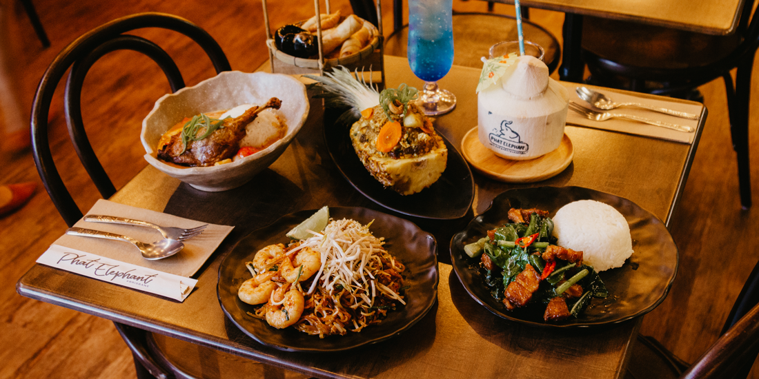 Phat Elephant | Brisbane's best Thai | The Weekend Edition