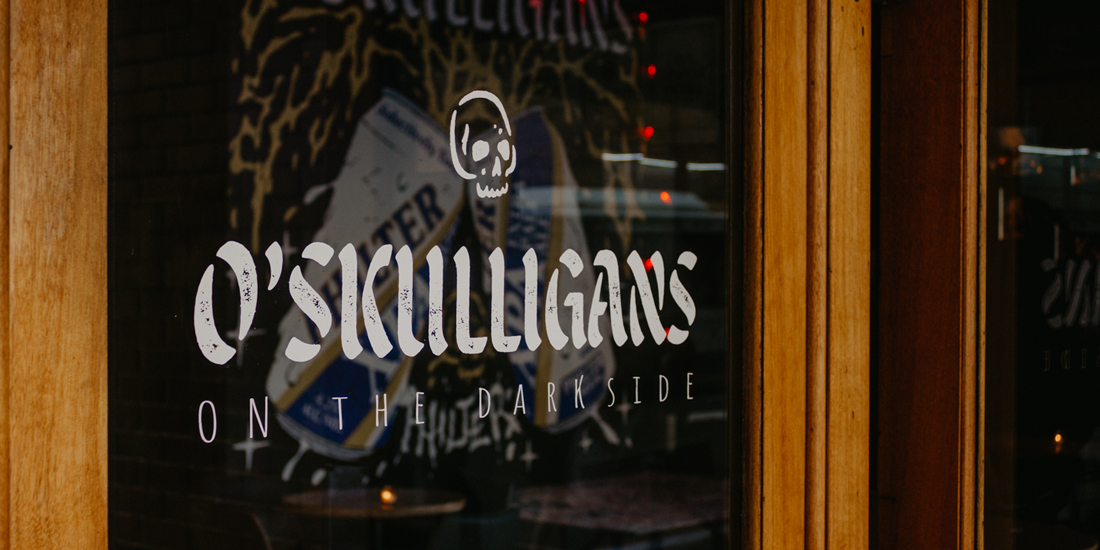 Let's get loud – moody rock 'n' roll-inspired boozer O'Skulligans opens in The Valley