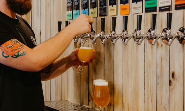 Burleigh-born beer crew Black Hops opens its East Brisbane brewery and taproom