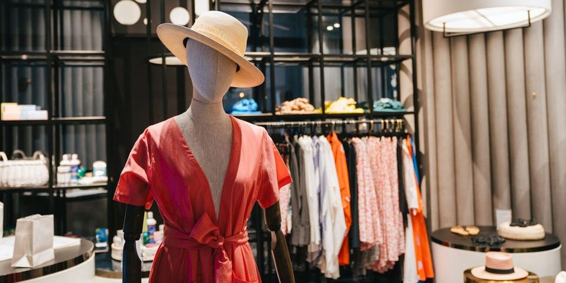 Luxe resort-wear label opens pop-up boutique W The Store by Robe inside North Quay hotel