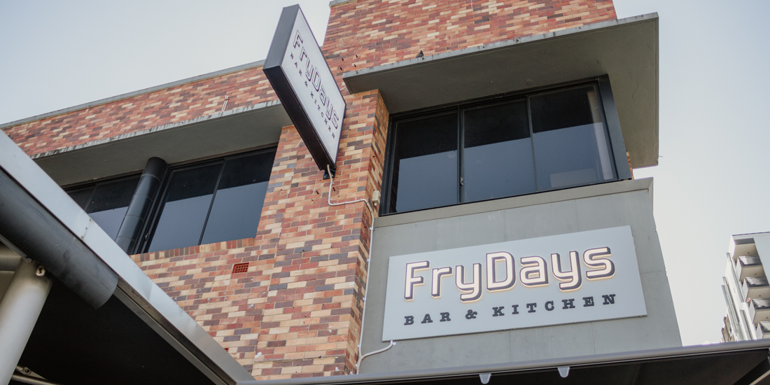 Chomp into some crispy goodness at West End's FryDays Bar & Kitchen