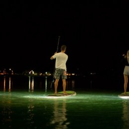 These glow-in-the-dark SUP tours are your next nighttime adventure