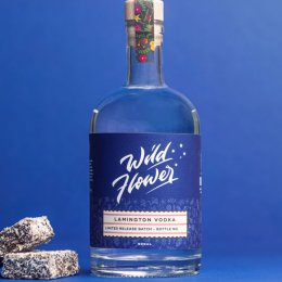 Wildflower Gin has released a lamington vodka and did someone say shots?