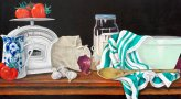 Portraiture in still life: New work by Glen Smith