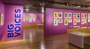 State Library of Queensland Gallery Walk