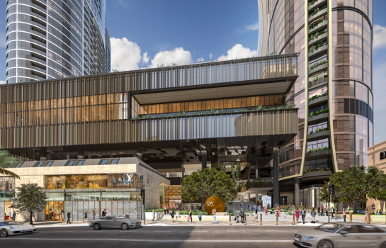 Queen's Wharf reveals plans for eye-popping luxury shopping precinct