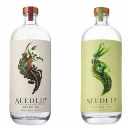 Sip smartly with the world's first non-alcoholic spirit Seedlip
