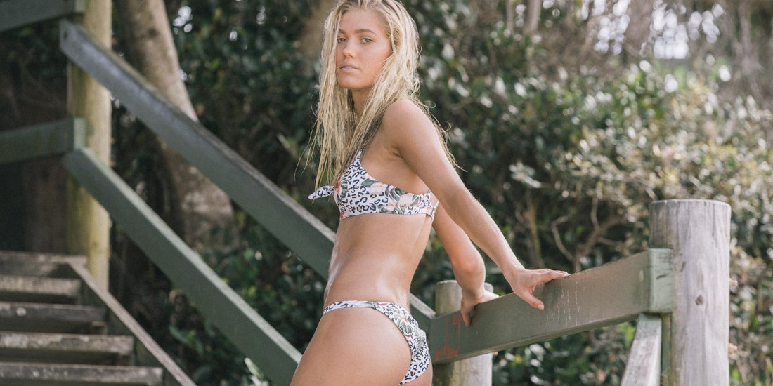 Get cheeky in new season bikinis from Marloe Swimwear