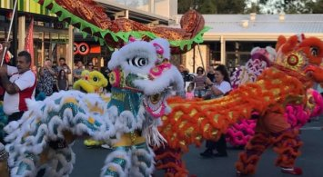 Chinese New Year Celebration at Pimpama Junction