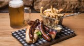 Wurstfest: a month of sausage-shaped shenanigans