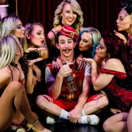 Get hot under the collar with adults-only circus cabaret show Infamous