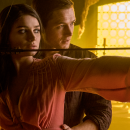 Win one of ten double passes to see Robin Hood