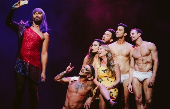 Let's get wild – seductive theatre show Club Briefs is returning to Miami Marketta for one night only!