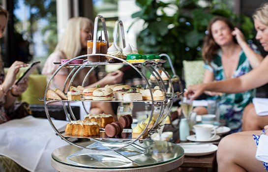 Mother's Day High Tea at Chapter & Verse
