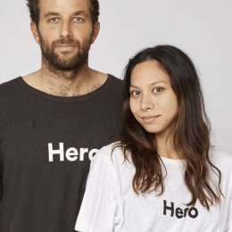 Byron Bay's Auguste The Label swaps dreamy prints for hero tees in bid to combat bullying