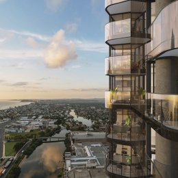 The Star Gold Coast launches a 63-storey mixed-use tower to the market
