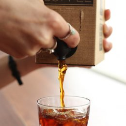 Mana Cold Brew delivers unadulterated coffee in recyclable packaging