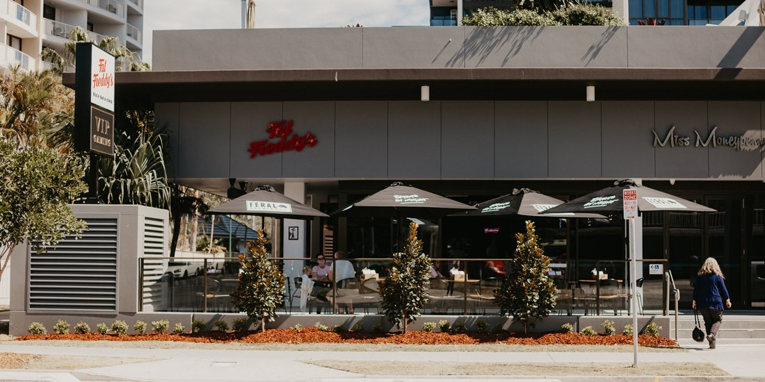 American eats and boozy shakes – Fat Freddy's Beach Bar & Diner arrives in Broadbeach