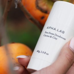 Go nude with APHA.LAB's free-from deodorant