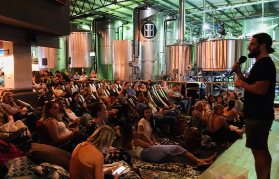 Cruel Intentions Screening at Burleigh Brewing Co.