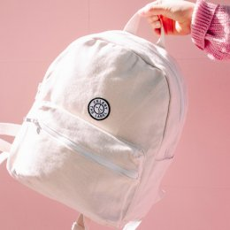 Stow your stuff in a consciously crafted canvas bag from Celery The Label