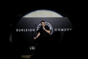 Burleigh Comedy and GC Laughs at Burleigh Brewing Co.