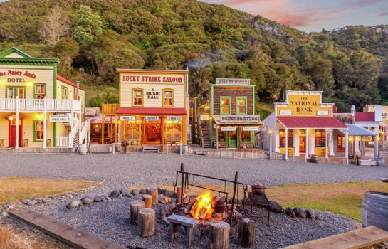 Giddy up – a whole Wild West town is for sale in New Zealand for a cool $11 million