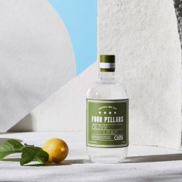 Four Pillars unveils a palate-pleasing olive-leaf gin