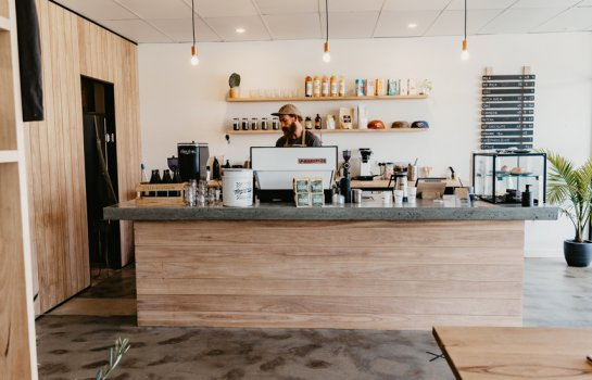 Sleek snips and morning hits – new espresso-bar-meets-barber Made arrives in Tugun