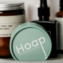 Hoap for health and the planet one wash at a time