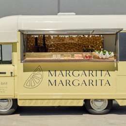 Margs made mobile – liven up your event with a visit from cocktail van Margarita Margarita