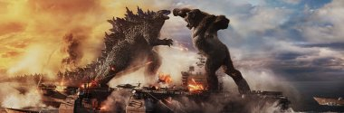 Win an in-season double pass to see Godzilla vs. Kong