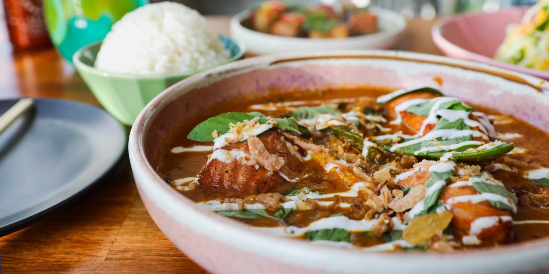 Feast on flavourful curries and zingy Thai salads at Mermaid's Som Tam Gai